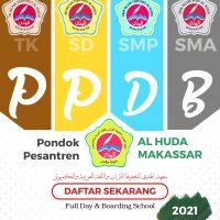 Menerima Siswa baru & Pindahan TA. 2021-2022.